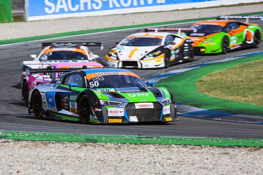 YACO Racing verpasst die Top-10 am Hockenheimring knapp