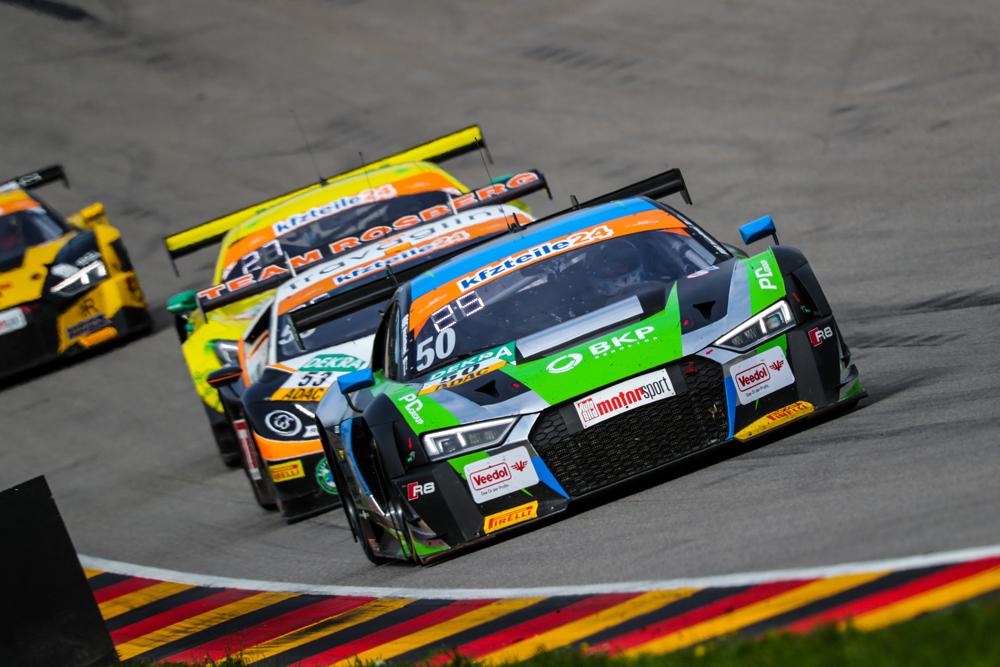 YACO Racing reist für das Saisonfinale des ADAC GT Masters an den Hockenheimring